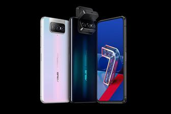 Asustek+launched+the+ZenFone+7+series+smartphones+in+Taiwan