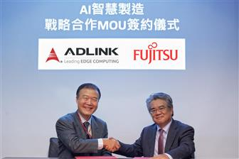 Daniel+Yang%2C+president+of+ADLINK+%28left%29+and+Yuguchi+Akashi%2C+Fujitsu+Taiwan+president+%28right%29