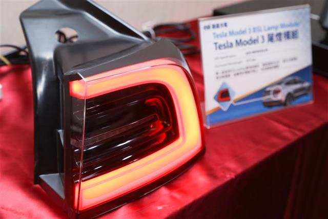 The company expects taillight shipments to rise