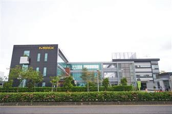 Merck+to+expand+capacity+at+its+plant+in+Taiwan