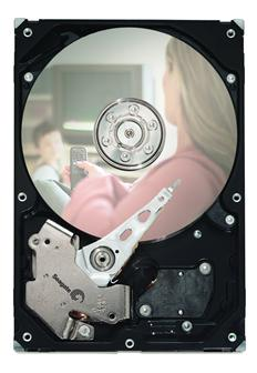 Seagate PipelineHD hard disk drive
