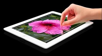 Third-generation iPad features Retina display, A5X chip, 5-megapixel camera and 4G LTE connectivity