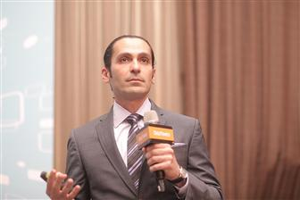 Dr. Kamal Khouri, AMD marketing director of embedded solutions