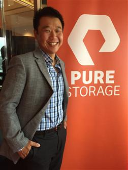 Robert Lee, Pure Storage VP and Chief Architect