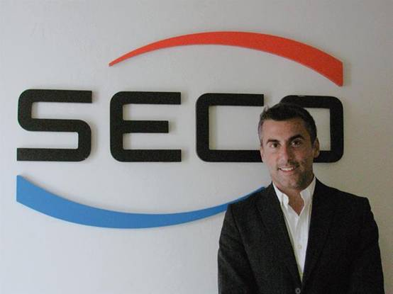 Gianluca Venere, Director of Global Sales & Chief Strategy Officer, SECO