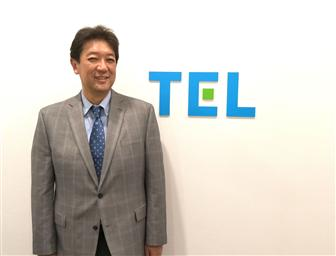 Dr. Akihisa Sekiguchi, Deputy Division General Manager of Corporate Innovation Division, TEL