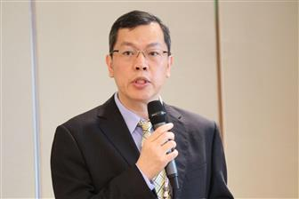 Advantech president Eric Chen  Photo: Company, November 2018