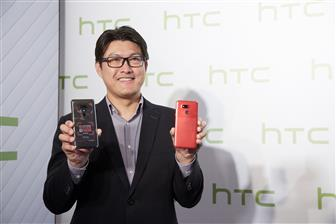 HTC Taiwan president Darren Chen Photo: Michael Lee, Digitimes, December 2018