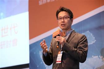 Richard Hsieh, WorldWide Sales VP of LitePoint