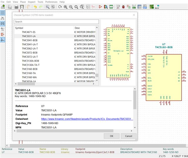 Digi-Key KiCad library