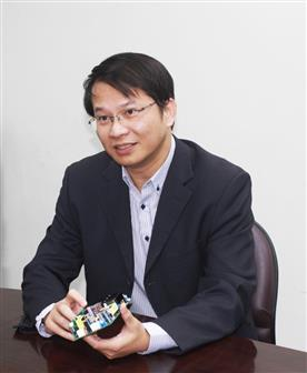 Rax Chuang, general manager, APD's power system business group