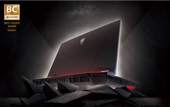 Golden Award: MSI GT76 Titan gaming laptop