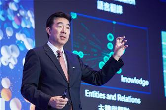 Norishige Morimoto, director of IBM Research inTokyo and global VP at IBM  Photo: Shihmin Fu, Digitimes, May 2019