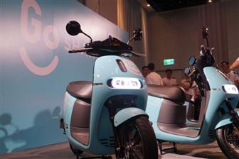E-scooters developed by Gogoro
