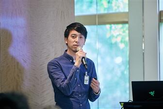 Jacob Hsiao, Senior Cloud Product Manager, Marketing & Operations Division, Microsoft Taiwan