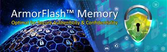 Macronix ArmorFlash memory optimal for secure authenticity & confidentiality