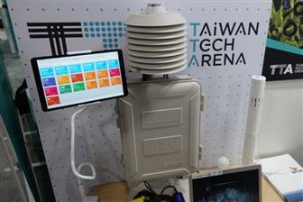 AgriTalk's system on display at CES
