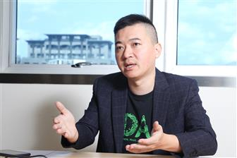 Kdan Mobile Software founder and CEO Kenny Su
