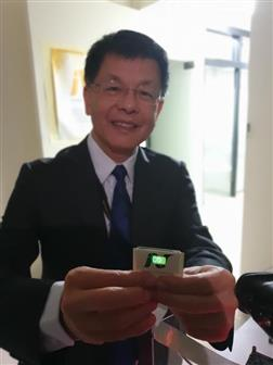 INT chairman David Chu