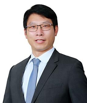 Aaron Chou, ZNT's general manager of Greater China