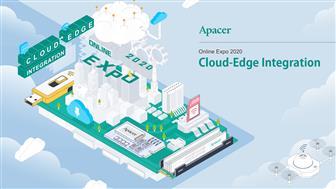 Apacer's cloud-edge integration online exhibition