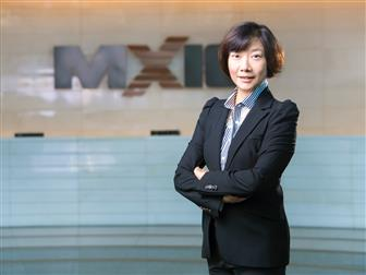 Psyche Kuo, deputy director of Product Marketing, Macronix