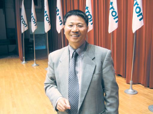 Simon Lin, chairman of Wistron