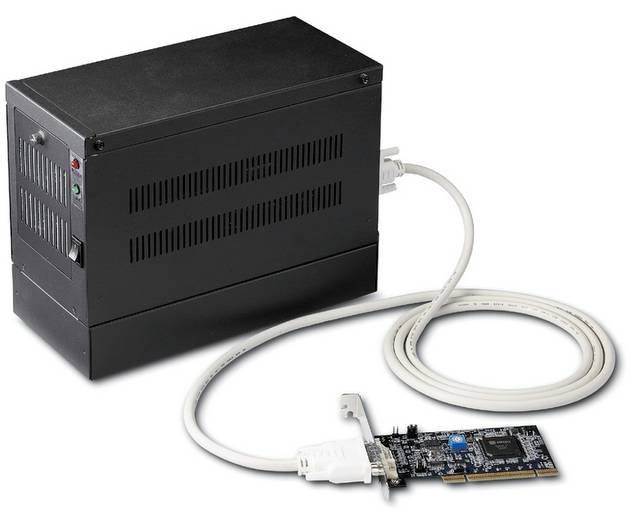 Adlink unveils 4-slot PCI-to-PCI expansion system
