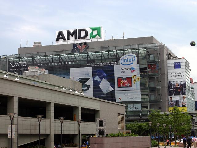 AMD appears on top, but it could all be just hot air!