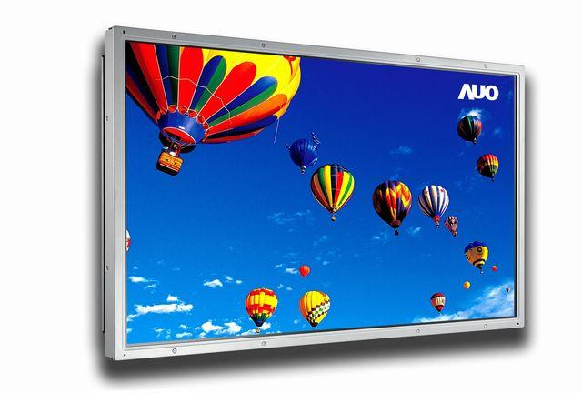 AUO to showcase 42-inch TV panel at FPD Taiwan