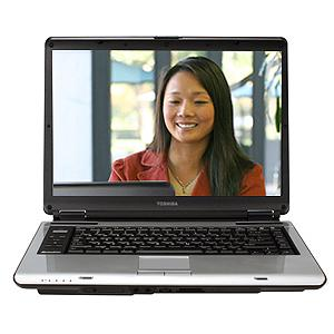 Toshiba Satellite A135-series notebook