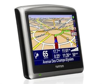 TomTom+ONE+XL+GPS+navigation+device+with+4%2E3%2Dinch+screen