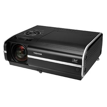 Toshiba introduces new DLP projector with 'extreme short projection'