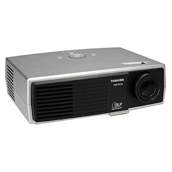 Toshiba launches mobile DLP projector