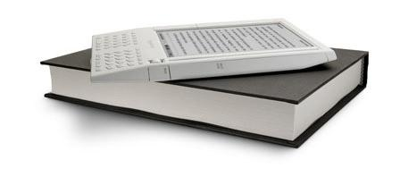 Amazon introduces Kindle electronic reading device