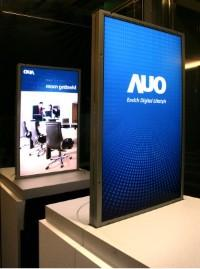 AUO double-side display