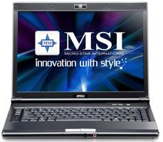 MSI VR440 notebook