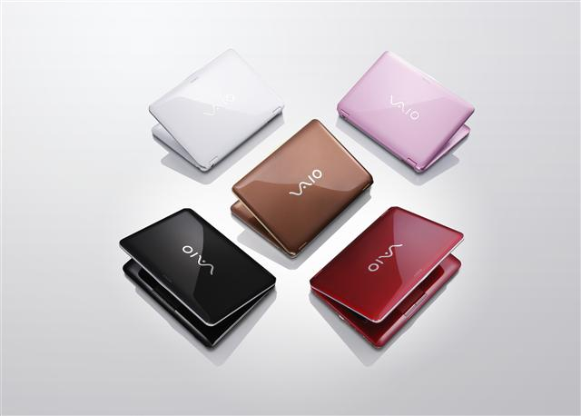 Sony Vaio CS series notebooks