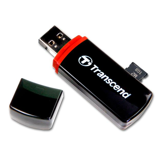 Transcend Memory Stick PRO-HG Duo-compatible card reader