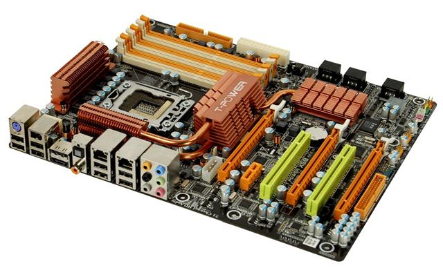 Biostar TPower X58 motherboard based on Intel's X58 chipset
