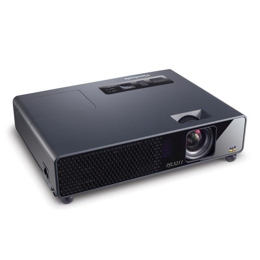 ViewSonic portable short-throw LCD projector PJL3211
