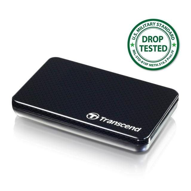 Transcend launches rugged SSD