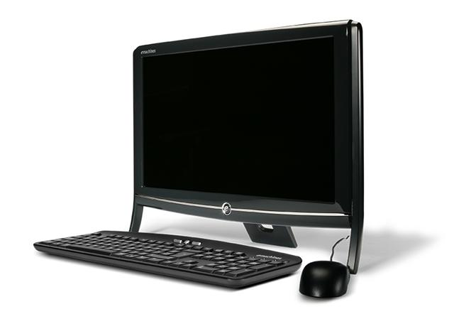 eMachines EZ1601-01 all-in-one PC