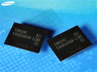 Samsung+3%2Dbit+per+cell+NAND+flash+at+30nm+