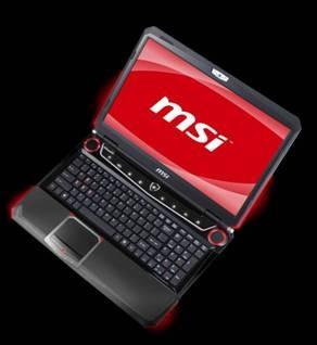 MSI GT660 notebook