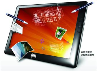 Computex+2010%3A+Idti+full+HD+in%2Dcell+optical+multitouch+LCD+monitor