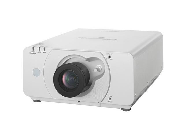 Panasonic PT-DZ570 single-chip DLP projector