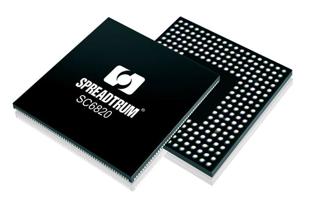 Spreadtrum SC6820 baseband chip