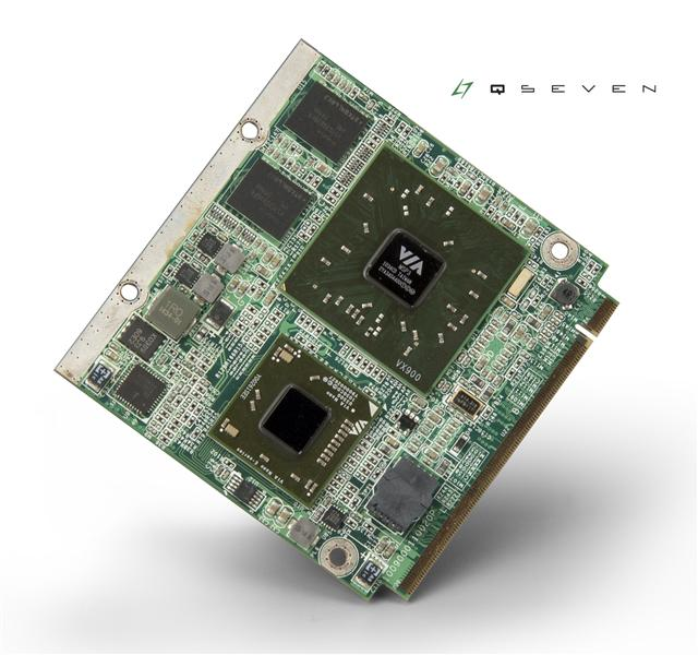 VIA QSM-8Q90 system-on-module solution