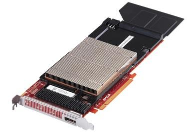 AMD FirePro S7000 graphics card